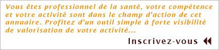 Inscrivez-vous sur Irbms.fr